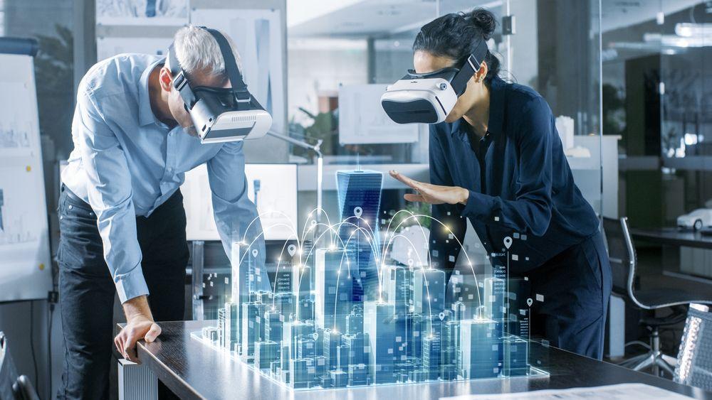Дополненная реальность в строительстве — это будущее, которое уже пришло к нам